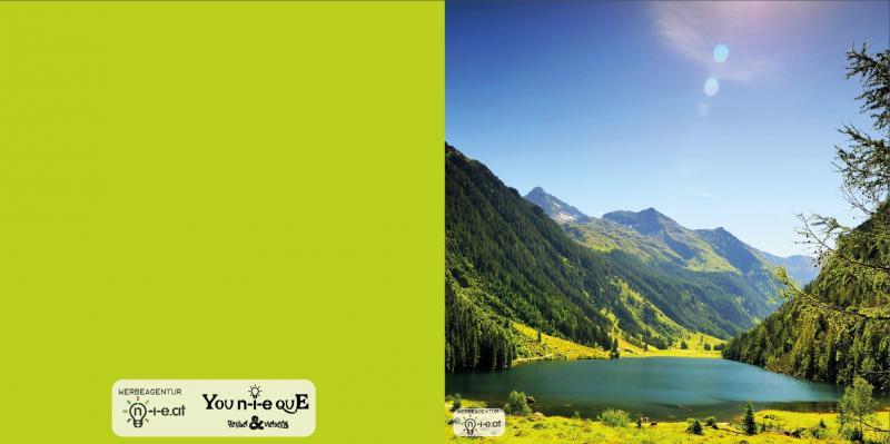 Bergseeparadies